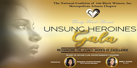 24th Annual Unsung Heroine Gala tickets