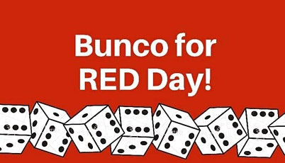 Bunco for RED Day tickets