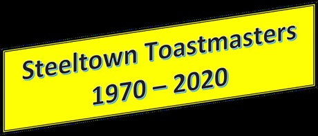 Steeltown Toastmasters 50th Anniversary tickets