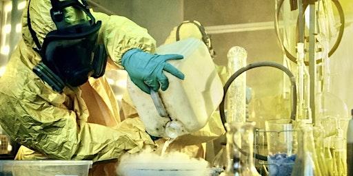 OSHA HAZWOPER (24 hour) for Clandestine Drug Labs