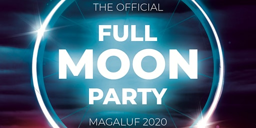 Full Moon Party Magaluf