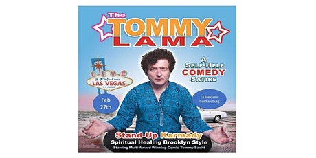 "Comedy Night ""Tommy Lama"" new venue tickets"