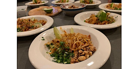 Traditional Thai With a Twist, PRIVATE cooking class (04-06-2020 starts at 5:00 PM) tickets