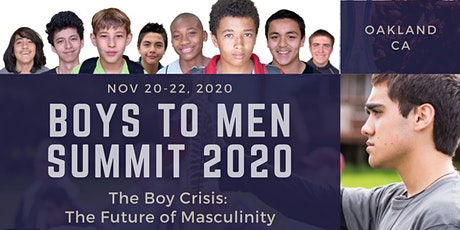 Boys To Men Summit 2020 tickets