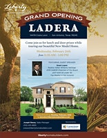 Ladera Grand Opening Event - Liberty Home Builders