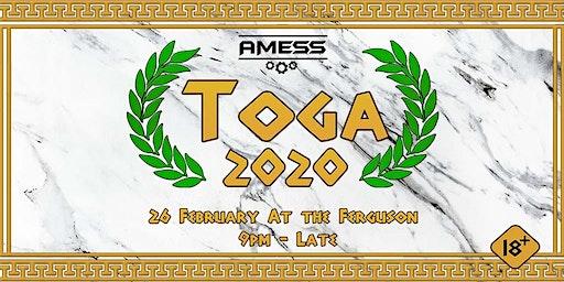 TOGA 2020 | MASSEY O WEEK