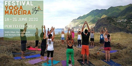Yoga Festival Madeira 2020 - for Everyone in a stunning natural setting bilhetes