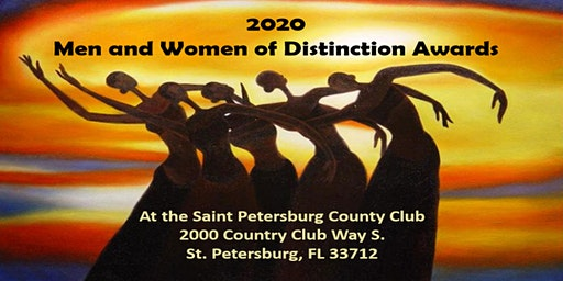 2020 Men & Women of Distinction Awards Ceremony