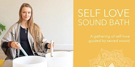 Self Love Sound Bath | Friday, February 21 |  7:30-9:00pm tickets