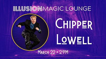 Family Magic with Chipper Lowell tickets