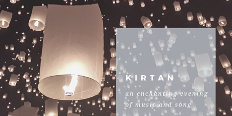 Kirtan - an enchanting evening of music and song tickets