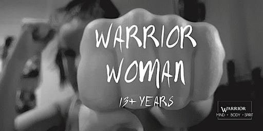Warrior Woman Workshop (13+ years) IPSWICH