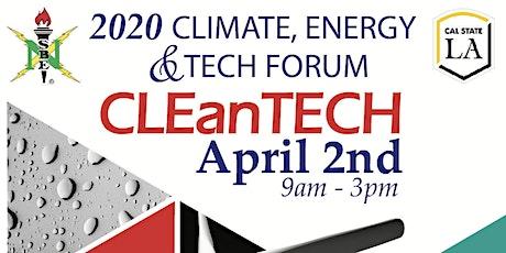 2020 CLEanTECH Forum @ CSU Los Angeles tickets
