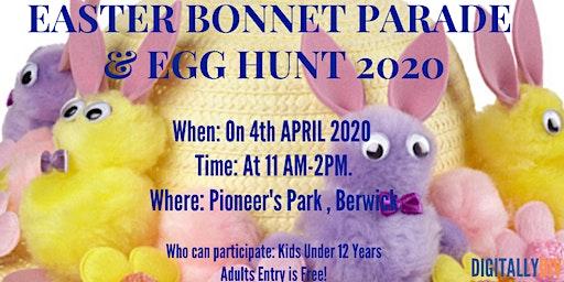 Easter Bonnet Parade and  Egg Hunt -2020