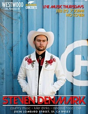 Free Country Live Music:  Steven Denmark tickets