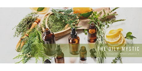 Using essential oils for emotional,physical and spiritual wellbeing. tickets