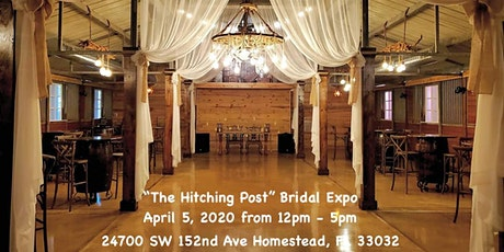 """""""The Hitching Post"""" Bridal Expo tickets"""