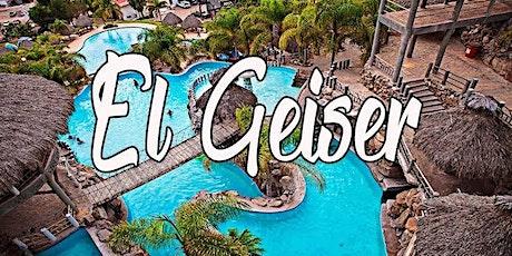 """Balneario SPA """"El Géiser"""" boletos"""
