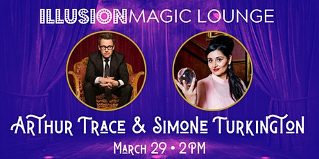 Family Magic with Arthur Trace and Simone Turkington tickets