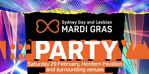 Mardi Gras Party 2020
