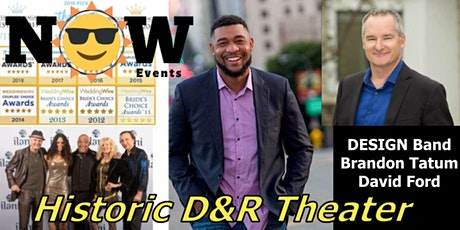 NOW Events: Speakers Brandon Tatum and David Ford with music by DESIGNBAND tickets
