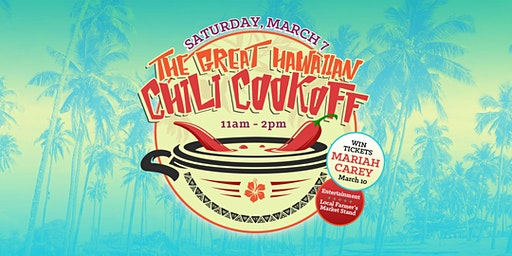 The Great Hawaiian Chili Cookoff