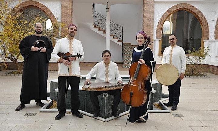 Imagen de 1º festival 'Espíritu de Al-Andalus'. Sonidos del alma
