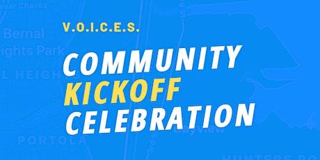 V.O.I.C.E.S. Initiative Community Kickoff Celebration tickets