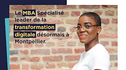 MBA Spécialisé Digital Marketing & Business - Portes Ouvertes billets