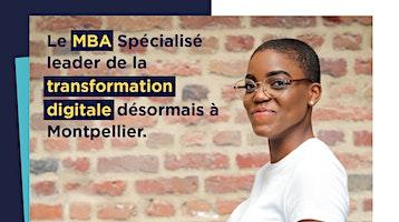 MBA Spécialisé Digital Marketing & Business - Portes Ouvertes
