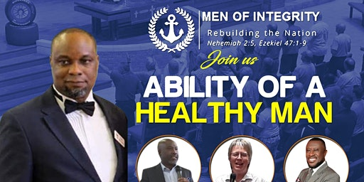 MEN OF INTEGRITY NETWORKING LUNCH