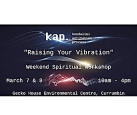 """Raising Your Vibration"" Weekend Workshop tickets"