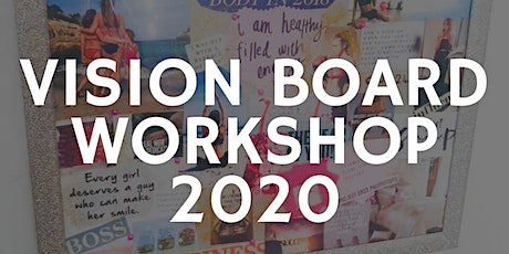 Vision Board Workshop March 2020 tickets