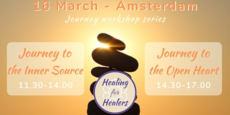 HEALING for HEALERS - 2 workshops to create energy & connection -16 March tickets