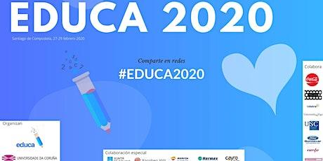 3º Congreso Mundial de Educación EDUCA 2020 entradas