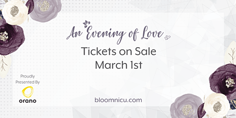 An Evening of Love 2020 tickets