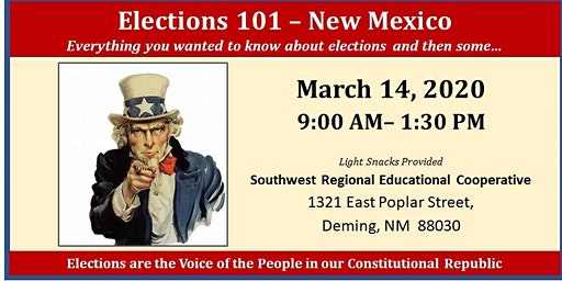 Elections 101 - Deming, NM