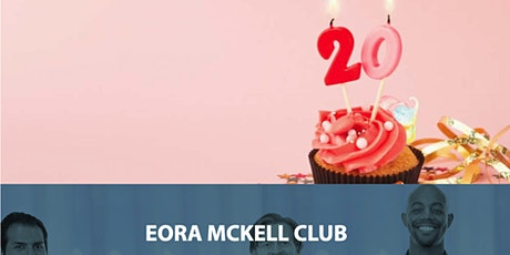 Eora McKell Toastmasters 20th Anniversary Celebration!! tickets