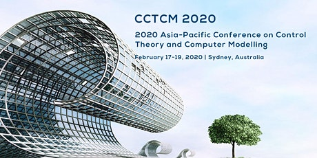 2020 Asia-Pacific Conference on Control Theory and Computer Modelling (CCTCM 2020) tickets