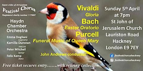 Festival Chorus Concert tickets