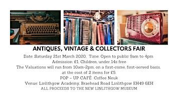 Antiques, Vintage & Collectors Fair