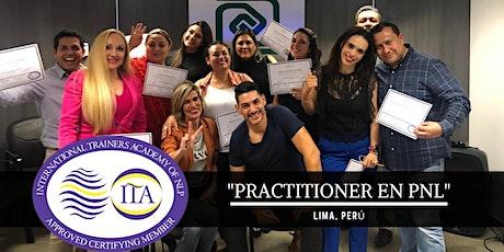 """CERTIFICACION INTERNACIONAL """"PRACTITIONER EN PNL"""" EN LIMA (PERÚ) entradas"""