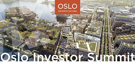 Oslo Investor Summit: Oslo - Capital of Transformation and Opportunity tickets
