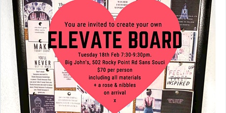 Elevate Board Sesh Sydney with Cassy, Dani & Serene tickets