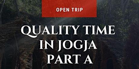 Quality Time di Jogja Paket A - Open Trip untuk min. 2 orang  tickets