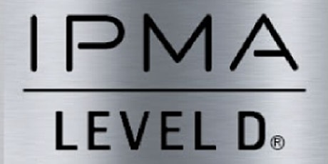 IPMA - D 3 Days Training in The Hague tickets