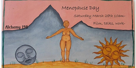 Menopause Day tickets