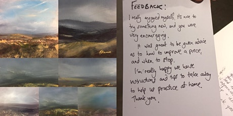 Landscape Painting Workshop with Helena Barnes tickets