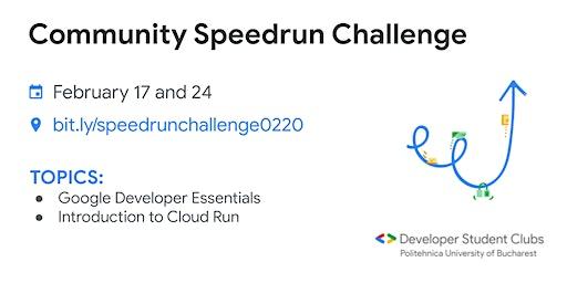Community Speedrun Challenge