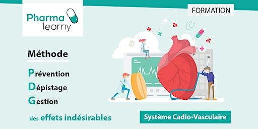 La méthode PDG des effets indésirables : Système cardio-vasculaire